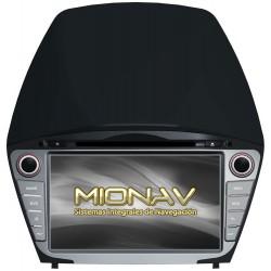 HYUNDAI ix35 (RESTYLING +2014) - MIONAV II