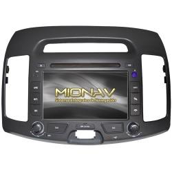 HYUNDAI ELANTRA 4 (HD 2006-2010) - MIONAV II