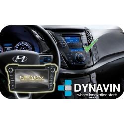 HYUNDAI I40 (+2011) - MIONAV II