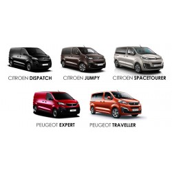 JUMPY SPACETOURER EXPERT TRAVELLER PROACE... - CAR PLAY, ANDROID AUTO