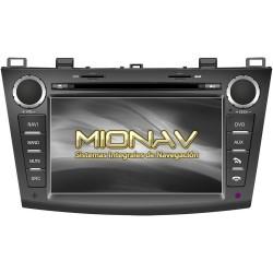 MAZDA 3 (BL 2008-2013) - MIONAV II