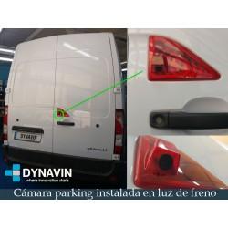 Cámara Trasera Luz de Freno Furgoneta Renault Master - Cámara de Parking Furgón