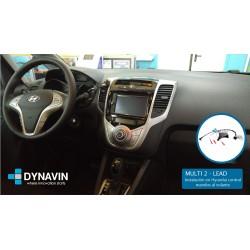 MULTI 2 - LEAD en Hyundai DE CONEXIÓN PARA INTERFACE MANDOS DEL VOLANTE