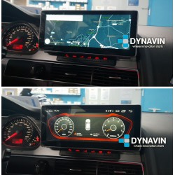 """AUDI A6 C6/4F (MMI 2G) - ANDROID 10,25"""""""