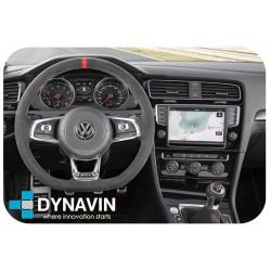 VW GOLF 7 (+2012) - MEGANDROID