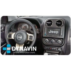 JEEP COMPASS (+2012) - MEGANDROID