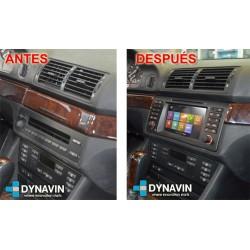 BMW E39 / RANGE ROVER VOGUE - DYNAVIN N7