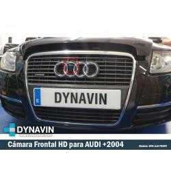 AUDI (+2004). CAMARA FRONTAL AUDI