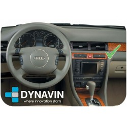 AUDI A6 (C5 1997-2004) - ANDROID