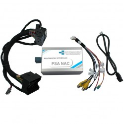 PEUGEOT NAC, CITROEN NAC - INTERFACE MULTIMEDIA DYNALINK