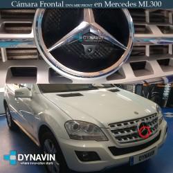 Cámara Frontal Mercedes Benz