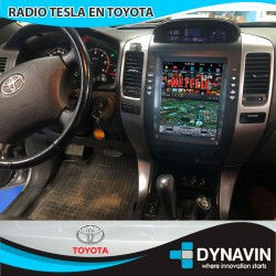 TOYOTA LAND CRUISER KDJ 120 (+2002)