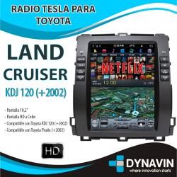 TOYOTA LAND CRUISER KDJ 120 (+2002)