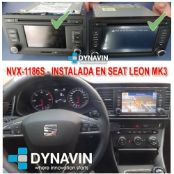 SEAT LEON 3 (+2013) - ANDROID