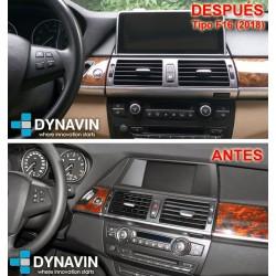 BMW X5 E70, BMW X6 E71 (+2011)
