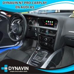 CARPLAY DYNAVIN N7 PRO EN AUDI A5