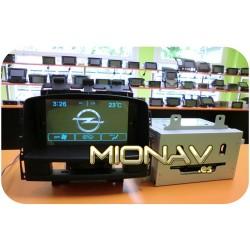 """OPEL ASTRA """"J"""" - MIONAV II"""