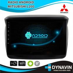 RADIO MITSUBISHI L200 (+2004)