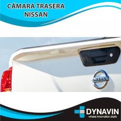 NISSAN NAVARA D23 CÁMARA TRASERA TIRADOR DE MALETERO 2015 +