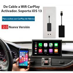 Activador CarPlay WIFI OEM