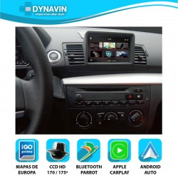 BMW SERIE 1 (E81, E82, E87, E88) - DYNAVIN N7 PRO