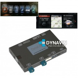 BMW EVO ID5/ID6/ID7 - INTERFACE MULTIMEDIA DYNALINK