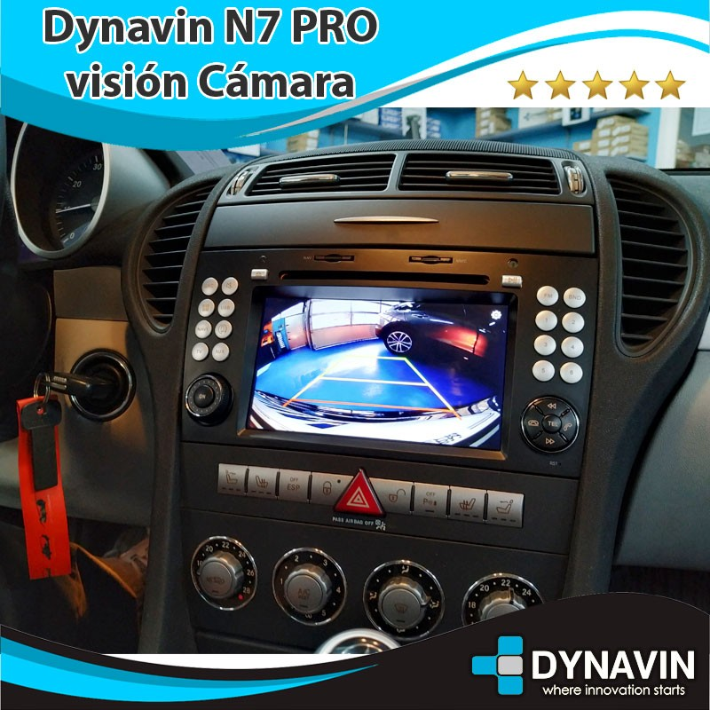 Doble DIN autoradio//radio kit de integracion//marco para mercedes slk r171-2004-2011