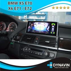 "PANTALLA 10,25"" BMW X5 E70 X6 E71/E72"