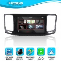 VW SHARAN, SEAT ALHAMBRA (2010-2014) - DYNAVIN N7X PRO