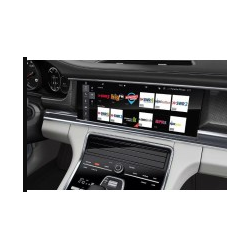 "PORSCHE PCM4.1 LCD 12,3"" (+2016) - INTERFACE MULTIMEDIA, CAMARA, VIDEO"