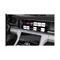 "PORSCHE PCM4.1 LCD 12,3"" (+2016) - INTERFACE MULTIMEDIA, CAMARA, VIDEO"