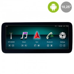 MERCEDES CLASE E W212 (2009-2015) - ANDROID 10,25""