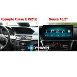 MERCEDES CLS W218 (2011-2018) - ANDROID 10,25""