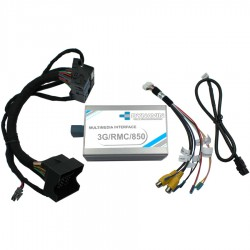 AUDI MMI 3G LOW/HIGH, AUDI RMC - INTERFACE MULTIMEDIA DYNALINK