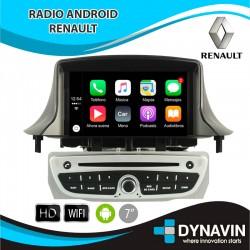 Radio RENAULT MEGANE III