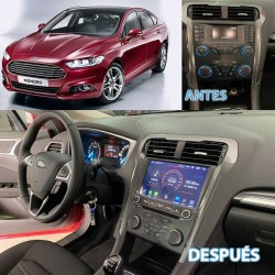 FORD MONDEO MK5, FORD FUSION (+2013)