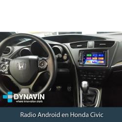 "Radio Android 2DIN 6,5"" GPS"