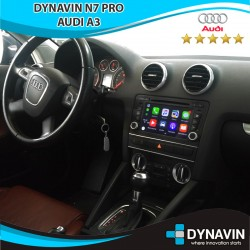 AUDI A3 8P (2003-2013) - DYNAVIN N7 PRO