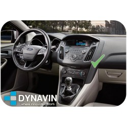 Radio 2din Android 10 GPS Octacore 4GB RAM, 64GB ROM INAND FLASH. Android car dvd Ford Focus MK3 2015, 2016, 2017 restyling