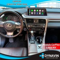 Activador CarPlay en Lexus