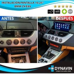PANTALLA FLOTANTE BMW Z4 E89 CIC