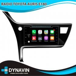 RADIO TOYOTA AURIS E180 RESTYLING +2016 DYNAVIN