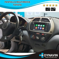 TOYOTA SERIES - ANDROID