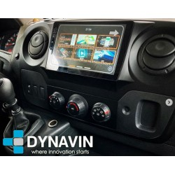 RENAULT MASTER 3, OPEL MOVANO, NISSAN NV400 (X62 +2010) - DYNAVIN N7X PRO