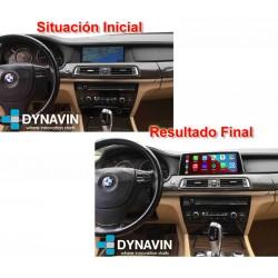 BMW SERIE 5 F10, F11 (+2010) CIC
