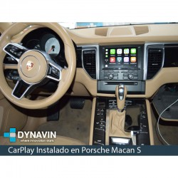 PORSCHE CDR-31 - CARPLAY, ANDROID AUTO VIDEO INTERFACE
