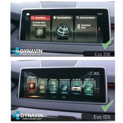 BMW EVO ID5/ID6 - INTERFACE MULTIMEDIA DYNALINK