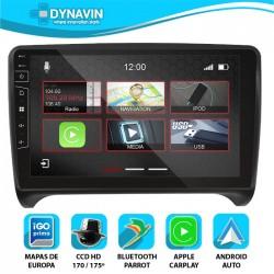 AUDI TT 8J (2006-2014) - DYNAVIN N7X PRO