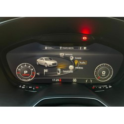 AUDI TT 8S (+2014) - INTERFACE MULTIMEDIA DYNALINK