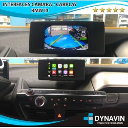 BMW i3 NBT CAR PLAY, CAMARA TRASERA, CAMARA DELANTERA